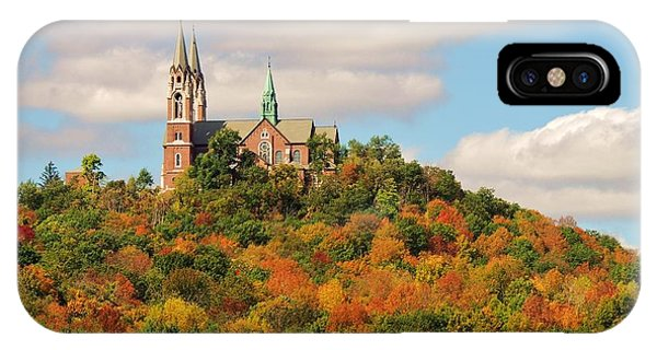iPhone Case - Holy Hill In Living Colors by Red Cross