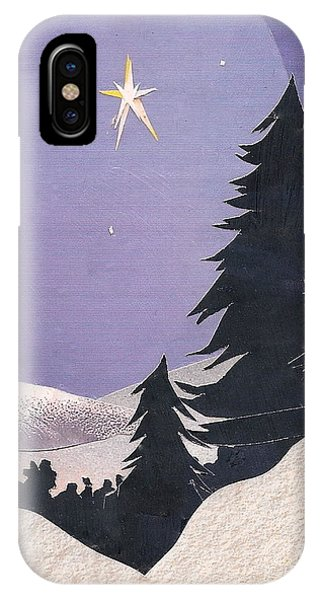 Holy Night IPhone Case