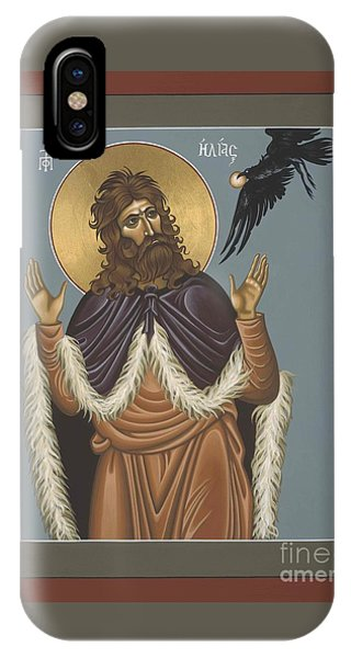 Holy Prophet Elijah 009 IPhone Case