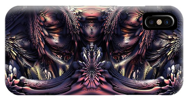 Homage To Giger IPhone Case