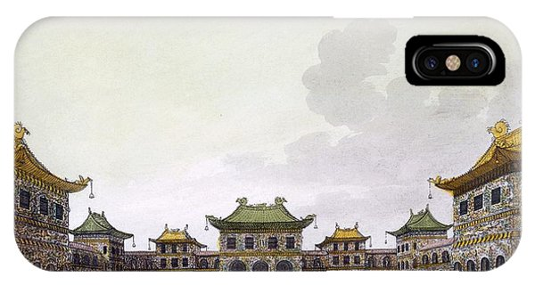 Home Of A Rich Individual In Peking IPhone Case