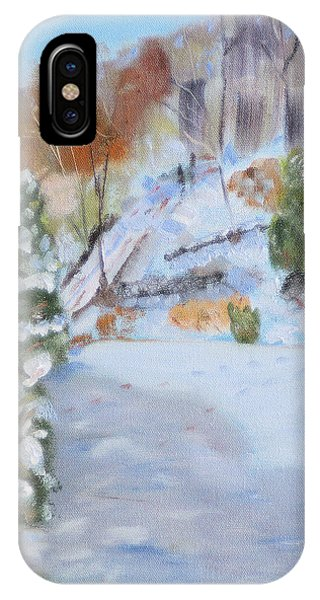 Home Scene South IPhone Case