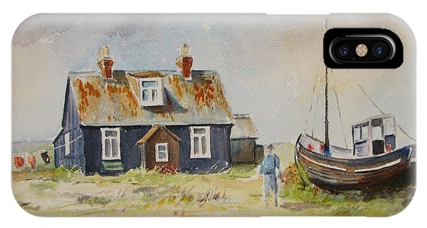 Home Sweet Home Dungeness IPhone Case