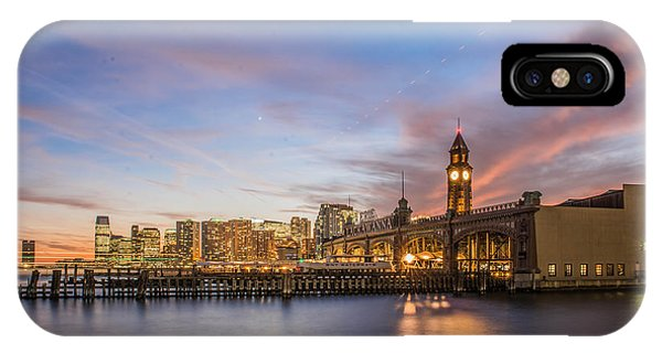 Home To Hoboken IPhone Case