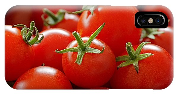 Homegrown Tomatoes IPhone Case