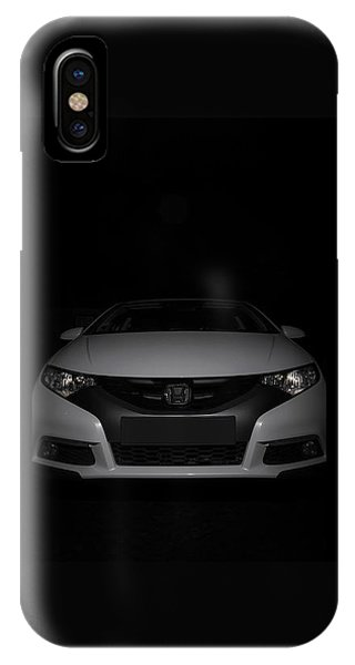 Honda Civic IPhone Case