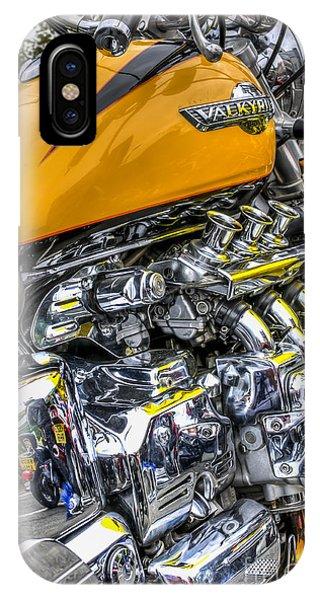 Honda Valkyrie 3 IPhone Case