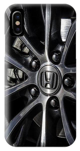 Honda Wheel IPhone Case