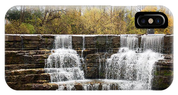 Honeoye Falls 2 IPhone Case