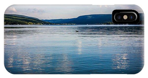 Honeoye Lake IPhone Case