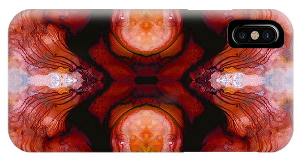 Honesty - Visionary Art By Sharon Cummings IPhone Case