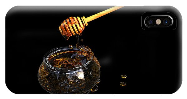 Honey And Ladle IPhone Case