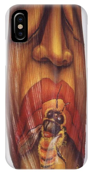 Honeybee IPhone Case