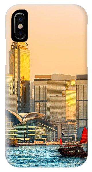 Hong Kong. IPhone Case