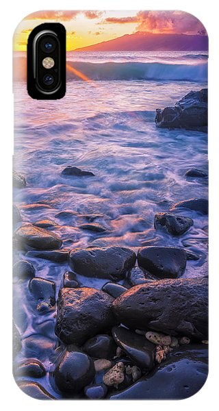 Honolua Sunset IPhone Case