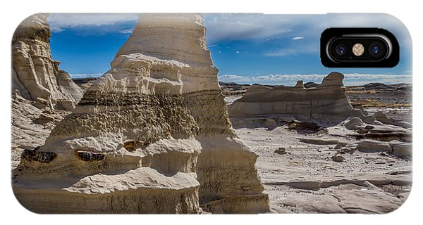 Hoodoo Rock Formations IPhone Case