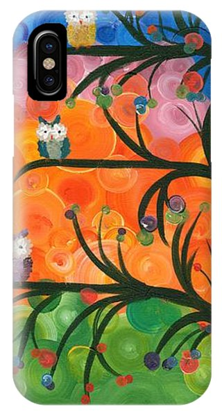 Hoolandia Family Tree 01 IPhone Case