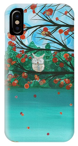 Hoolandia Seasons - Autumn IPhone Case
