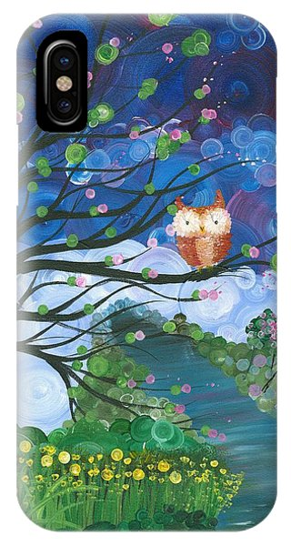 Hoolandia Seasons Spring IPhone Case