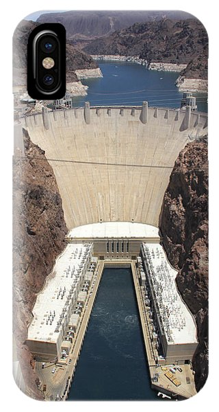 Hoover Dam IPhone Case