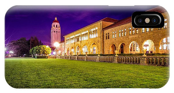 Stanford iPhone Case - Hoover Tower Stanford University by Scott McGuire