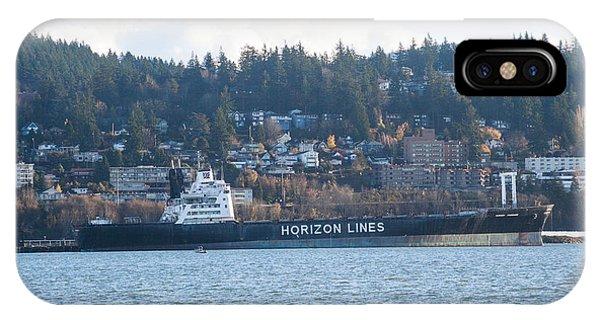 Horizon Lines IPhone Case