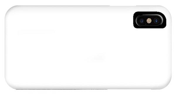 Horizon White IPhone Case