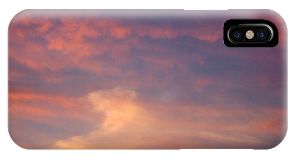 Horse In The Sky IPhone Case