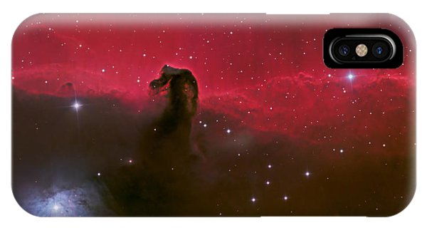 Horsehead Nebula Phone Case by Brian Peterson