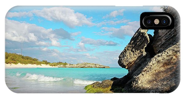 Horseshoe Bay In Bermuda IPhone Case