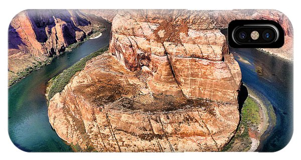 Horseshoe Bend In Arizona IPhone Case