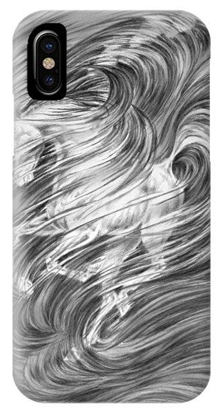 Horsessence - Fantasy Dream Horse Print IPhone Case