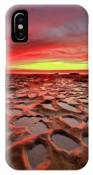 Hospitals Reef IPhone Case
