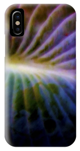 Hosta Leaf IPhone Case