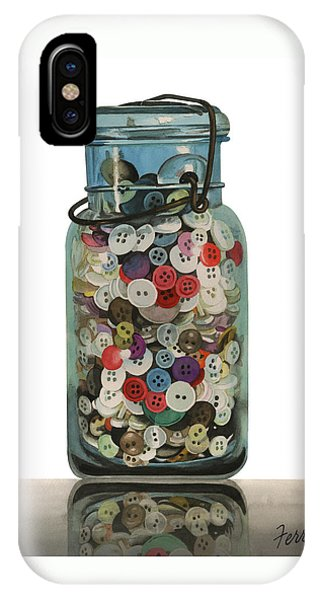 Hot Buttons IPhone Case