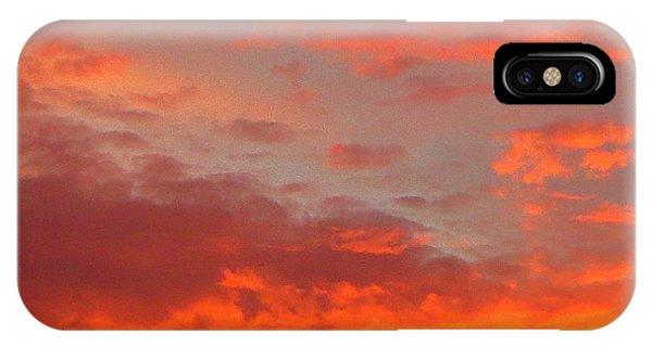 Hot Florida Sunset IPhone Case