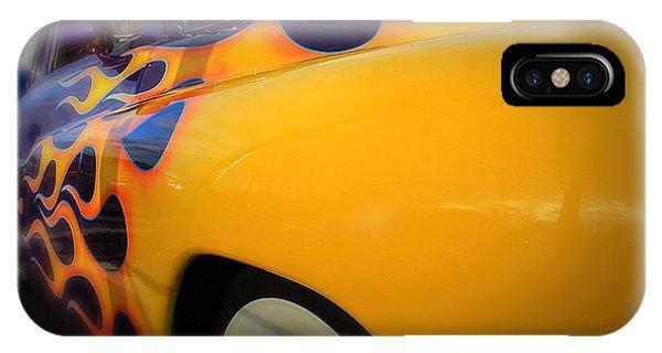 Hot Ride IPhone Case