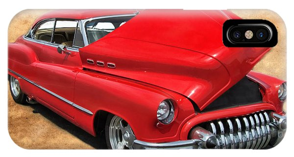 Hot Rod Buick IPhone Case