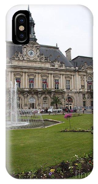 Hotel De Ville - Tours IPhone Case