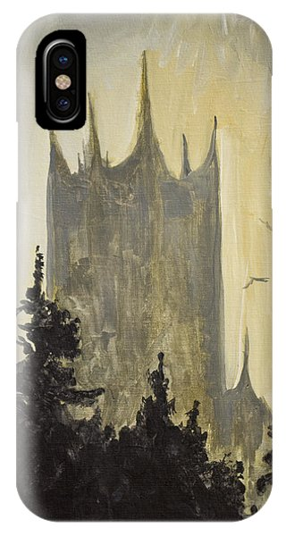 House Down The Street IPhone Case