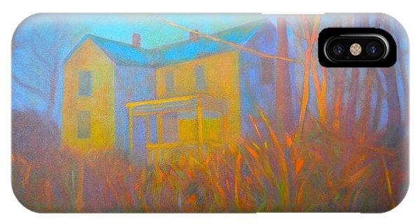 House In Blacksburg IPhone Case
