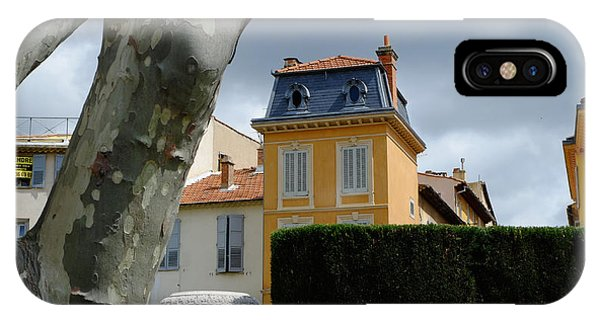 House In Grasse IPhone Case