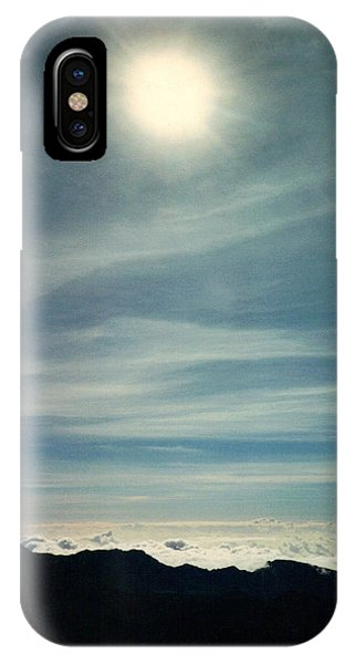 House Of The Sun IPhone Case