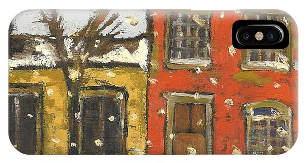 Houses In Sydenham Ward IPhone Case