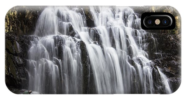 Houston Brook Falls IPhone Case