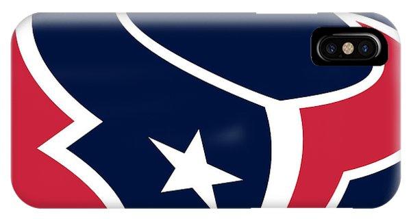 Houston Texans IPhone Case