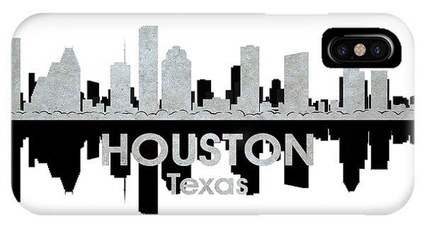 Houston Tx 4 IPhone Case