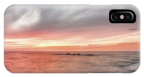 Beauty In Nature iPhone Case - How It Can End II by Jon Glaser