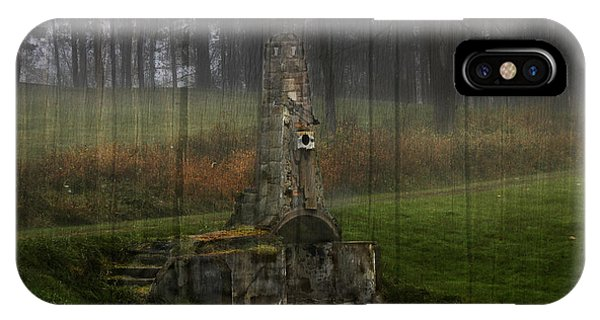 Howard Chandler Christy Ruins IPhone Case