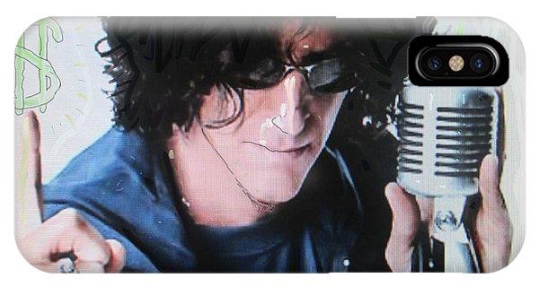 Howard Stern iPhone Case - Howard Stern - Radio King by David Lovins